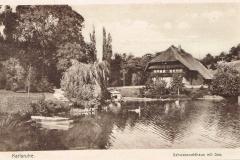 Schwarzwaldhaus im Zoo
