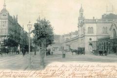 Der alte Hauptbahnhof