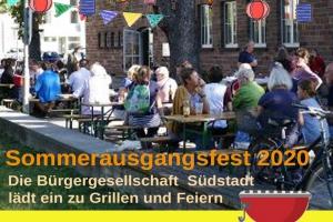 Sommerausgangsfest 2020
