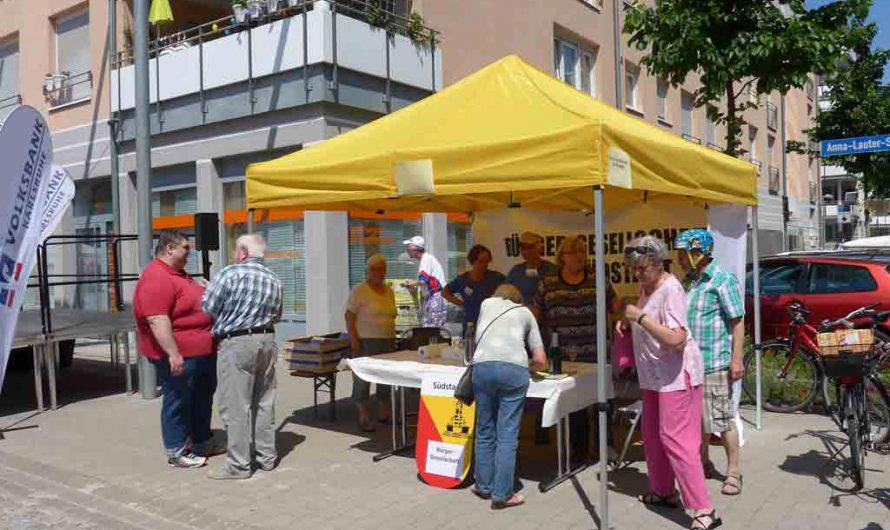 Fest auf dem Clara-Immerwahr-Haber-Platz